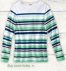 Buy Your Stripe Top Today
