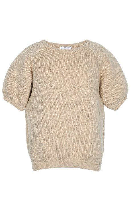 Baby Camel Waffle T-Shirt