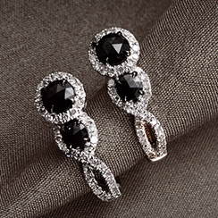 Black Diamond Jewelry Starting at $19