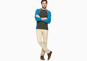 Up to 80% Off: Cool Casualwear