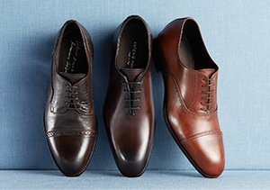 Well-Dressed: Shoes to Impress