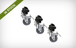 Impact 22mm Locking Casters
