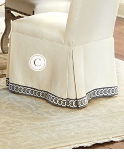 Parsons Upholstered Chair