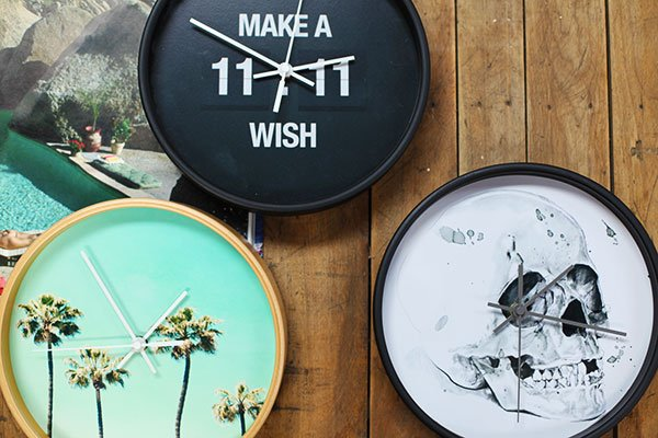 Shop Wall Clocks