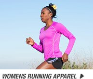 Shop the Womens Running Apparel - Promo C