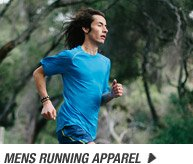 Shop the Mens Running Apparel - Promo A