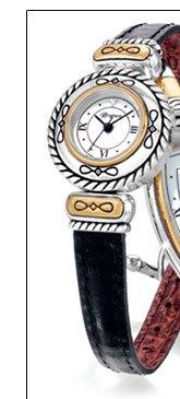Cody 2 Tone Reversible Watch