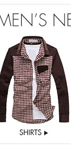 MEN'S NEW SEASON WARDROBE VIEW ALL SHIRTS