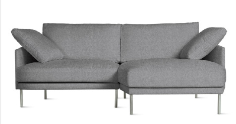 CAMBER COMPACT SECTIONAL