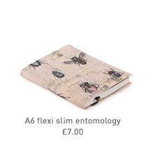 a6 flexi slim etomology
