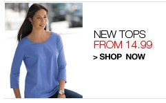 Shop Tops, from 14.99