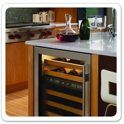 Wine Refrigerators Learning Center