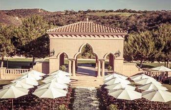 Vera Wang Real Wedding theknot California