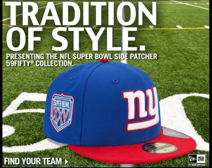 Shop 59FIFTY Side Patcher Collection