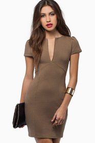 Aria Bodycon Dress 33