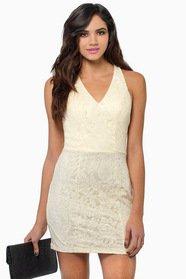 Sassy Lines Bodycon Dress 49