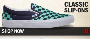 Shop Classic Slip-Ons!