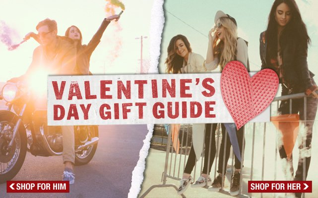 Shop Vans Valentine's Day Gift Guide!