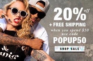 Karmaloop Pop Up Shop