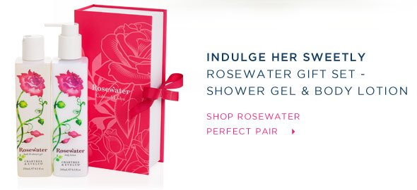 Shop Rosewater Perfect Pair.