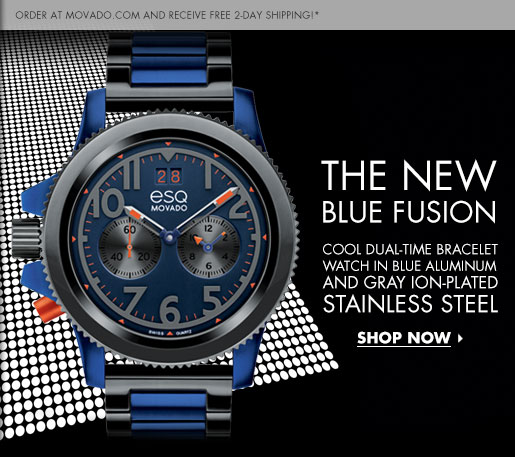 THE NEW BLUE FUSION - SHOP NOW