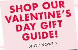 Shop Our Valentine's Day Gift Guide!