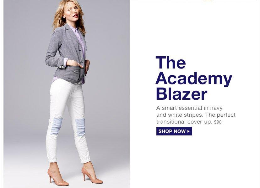 The Academy Blazer | SHOP NOW