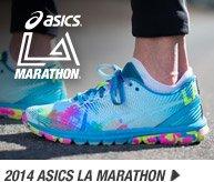 Visit the 2014 ASICS LA Marathon - Promo B