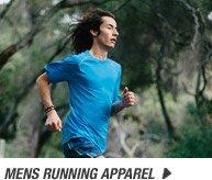 Shop the Mens Running Apparel - Promo A