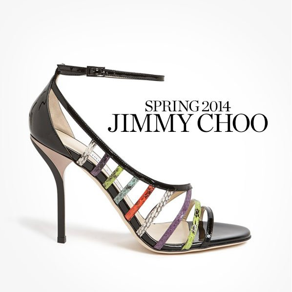 SPRING 2014 - JIMMY CHOO