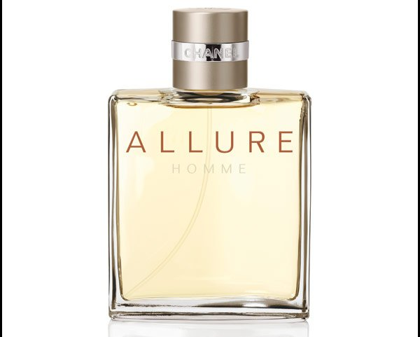 EVEN MORE ALLURE Difficult to define, impossible to resist. The crisp and clean men's fragrance, now offered in a generous new 5 oz. size.
