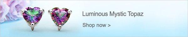 Luminous Mystic Topaz