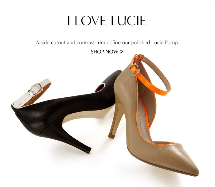 I LOVE LUCIE | SHOP NOW