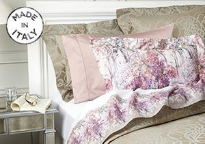 Made In Italy: Luxurious Bedding