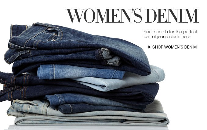 Shop Denim for Women