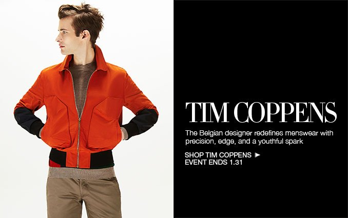 Shop Tim Coppens for Men