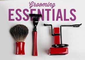 Shop Sunday Shave: Grooming Gear