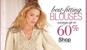 best-fitting blouses