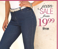 jean sale from 19.99