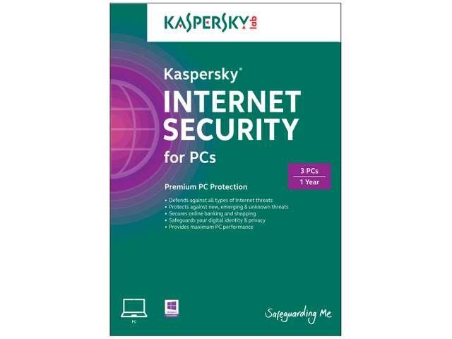 KASPERSKY lab Internet Security 2014 3 PCs - Download