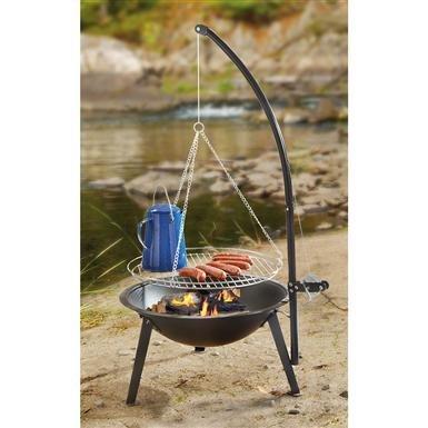 CastleCreek™ Firebowl with Grill