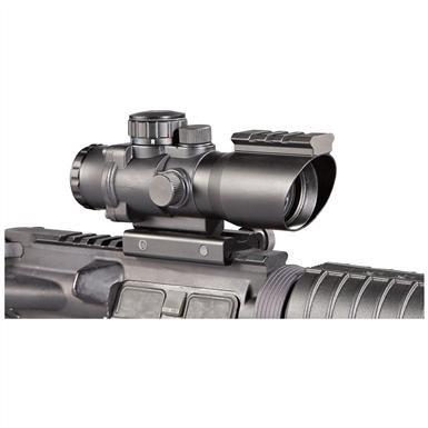 AIM Sports® 4x32 mm Rapid Ranging Scope