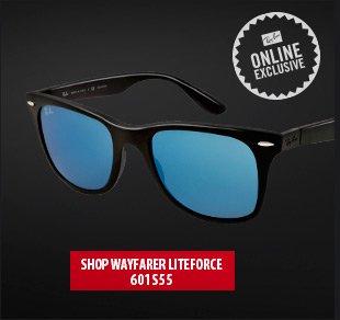 Wayfarer Liteforce Black