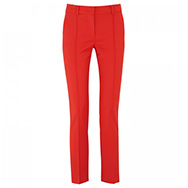 SPORTMAX - Erica cropped stretch crepe trousers