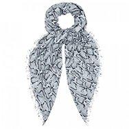 STELLA MCCARTNEY - Python print scarf