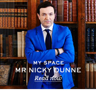 My Space: Mr Nicky Dunne. Read now