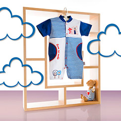 Playful Rompers For Babies