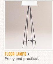 Shop Floor Lamps