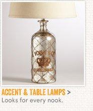 Shop Accent & Table Lamps