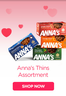 Anna's Thins Assortment